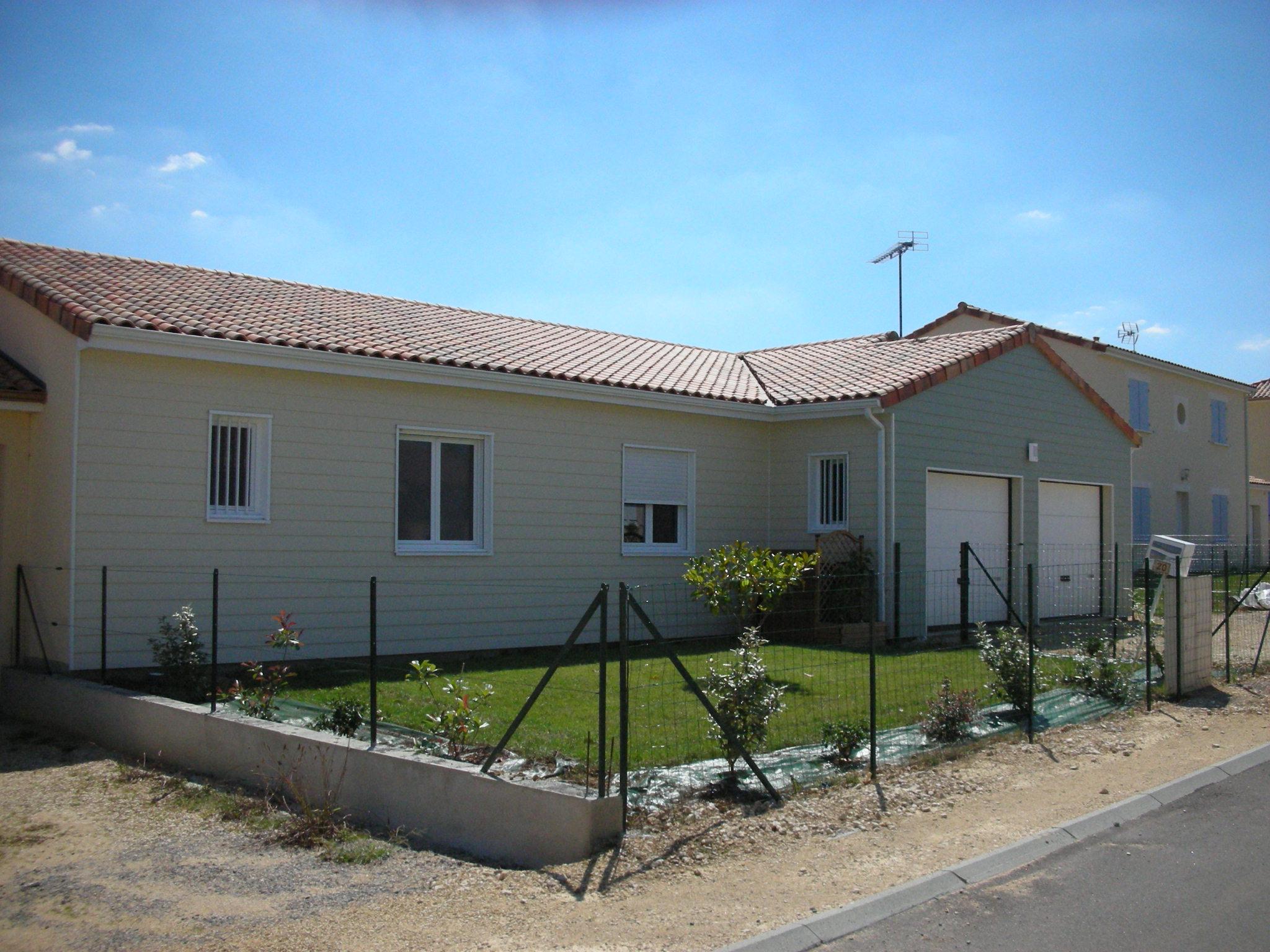 Construction 86.fr u003e maison ossature bois